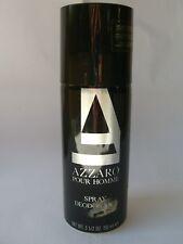 AZZARO POUR HOMME SPRAY DEODORANT 150 ml ORIGINAL RARE