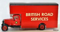 1/43 or 1/48 Bedford Van  Code 3 British Road Services