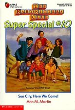 Sea City, Here We Come (Baby-Sitters Club Super Special #10) by Ann M. Martin
