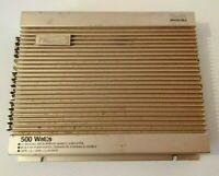Tornado Amp Amplifier TA-40 Bridgeable 500 Watts 4 Channel High Power Mosfet Amp