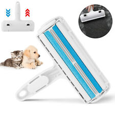 New listing Pet Hair Remover Sofa Clothes Lint Cleaning Brush Dog Cat Fur Roller Reusable Us