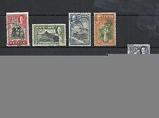 Used Single George V (1910-1936) Ceylon Stamps
