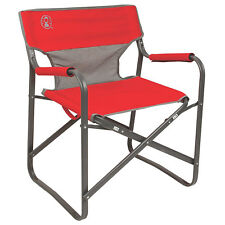 Portable Folding Camping Chair Outdoor Director Heavy Duty Oversized Hiking Deck