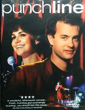 PUNCHLINE (1988) Tom Hanks Sally Fields John Goodman Mark Rydell Paul Mazursky