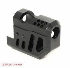 BELL Front Kit for Airsoft Toy KSC / Bell M9 Series GBB Pistol (BELL-M9P1 Black)