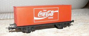 C20 Roco 72625 Containerwagen Coca Cola