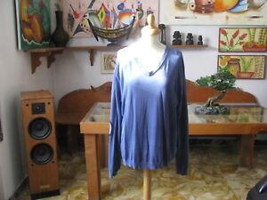 MAGLIA  Donna Private Lives  , carta da zucchero  , Taglia L  - Made in Italy