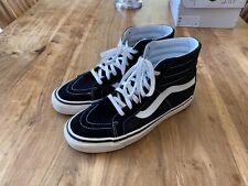 Vans Sk8-Hi Anaheim Factory 38 DX 'Black/True White' UK9.5