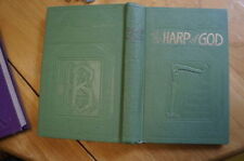 1928 HARP OF GOD J F Rutherford Jehovahs Witness Watchtower HC VGC IBSA Cover
