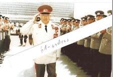 27. Armeegeneral Erich Mielke Minister für Staatssicherheit der DDR 10x15cm