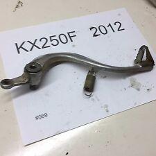 KX250F KX 2012 2013 2014 2015 2016 brake pedal spring pivot bolt oem straight