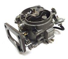1968-69 Chrysler Plymouth Rebuilt Carter Carburetor 6.3L 330 cid 12302354 12-457