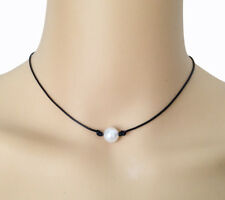 Premier Design Hostess Necklace Freshwater Pearls Suede New Personaly Designed