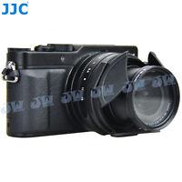 JJC Auto Open & Close Lens Cap for Panasonic Lumix DMC-LX100 Leica D-LUX Typ 109