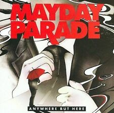 ANYWHERE BUT HERE [MAYDAY PARADE] NEW CD