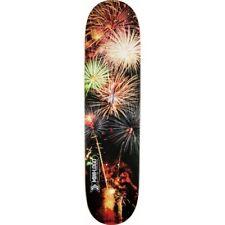 Mini Logo 8.25 Inch Small Bomb Firework Skateboard Deck