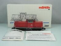 Märklin 3347 Lokomotive Diesellok BR 212 242-2 OVP