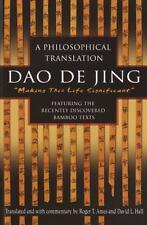 Dao De Jing: A Philosophical Translation-ExLibrary