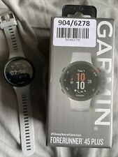 Garmin Forerunner 45 Plus GPS Running Watch - Grey