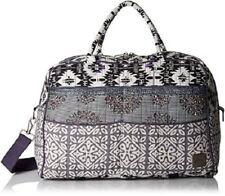 PRANA Women's Bhakti Weekender Bag Silver One Size