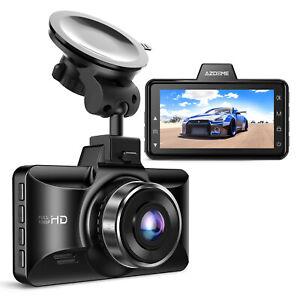 """AZDOME M01 PRO 3""""Dash Cam Autokamera 2,5 D Bildschirm 1080P HD Auto DVR Recorder"""