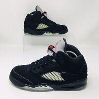Air Jordan 5 Retro OG (Youth Size 7Y = Women Size 8.5) Basketball Sneaker Shoe