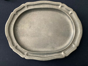 Wilton Pewter Tray Platter Columbia PA USA