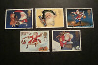 GB 1997 Commemorative Stamps~Christmas~Fine Used Set~UK Seller