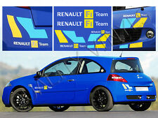P69 Renault Megane 225 Sport F1 Team Graphics Decal Stickers R26