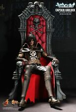 SPACE PIRATE - Captain Harlock with Throne 1/6th Scale Action Figure (Hot Toys)