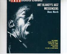 CDART BLAKEY & THE JAZZ MESSENGERSblues marchEX (B3555)
