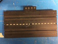"1 section Aurora O Gauge 9"" terminal Track  #1728, O Scale, Used"