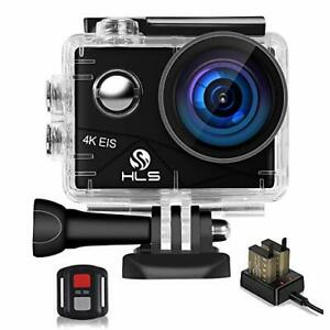4K Underwater WiFi HD Wide Angle Lens Action Video Camera