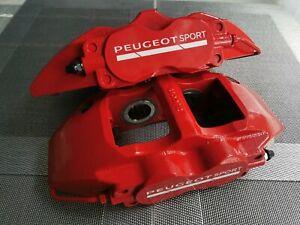 Peugeot 308 GTI RCZ Alcon front brake calipers Brand New