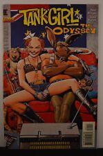 Tank Girl: The Odyssey #1 (DC/Vertigo,1995) Mature readers