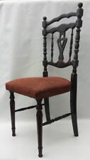 Lotto di 6 splendide e particolari sedie anni 50 prezzo affare chairs armchair