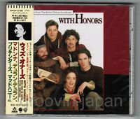 Sealed WITH HONORS Madonna JAPAN CD WPCP-5795 w/OBI 1994 issue DURAN DURAN FreeS