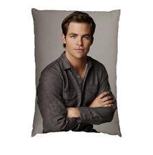 CHRIS PINE Throw bed pillow case 92444537