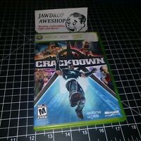 (REPLACEMENT CASE ONLY) CRACKDOWN XBOX 360 (NO GAME INCLUDED)