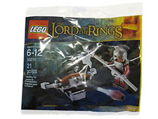 Lego 30211 - The Lord of the Rings - Uruk-hai with Ballista - Sealed Polybag