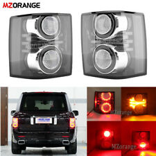 Pair Rear Tail Light Lamp For Land Rover Range Rover MK3 L322 2010 2011 2012 HSE
