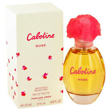 Gres Cabotine Rose Eau De Toilette Spray 50ml Womens Perfume