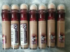 Maybelline Instant Anti-Age Eraser Eye Treatment Concealer in HONEY Shade x1
