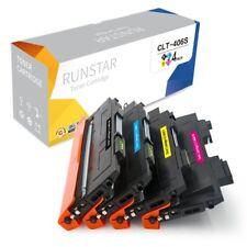 4x XXL Toner für Samsung CLX 3305 CLP 365 C410W C460FW C460W CLP 360 CLT 406s