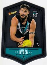2018 Select Die Cut Foil Card - Paddy Ryder - Port Adelaide