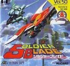 SOLDIER BLADE NEC PC ENGINE Hu