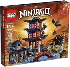 Lego Ninjago - 70751 - Le temple de l'Airjitzu