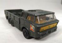 Matchbox Battle Kings Artillery Truck K116 1977