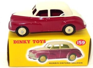 DINKY NO. 159  MORRIS OXFORD - MINT BOXED