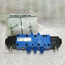 Wabco 24v Directional Control Valve Pneumatic Solenoid